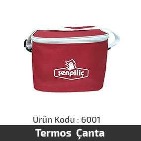 6001 Termos Çanta